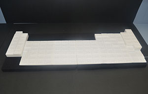 Braille Periodic Table